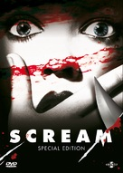 Scream - German DVD movie cover (xs thumbnail)