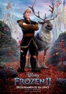 Frozen II - Spanish Movie Poster (xs thumbnail)
