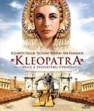 Cleopatra - Czech Blu-Ray cover (xs thumbnail)