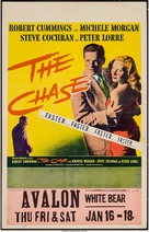 The Chase - Movie Poster (xs thumbnail)