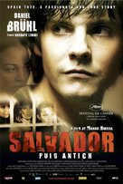 Salvador - Belgian Movie Poster (xs thumbnail)