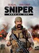 Sniper: Special Ops - German Movie Cover (xs thumbnail)