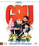 Despicable Me - Hungarian Movie Cover (xs thumbnail)