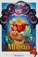 The Little Mermaid - Advance movie poster (xs thumbnail)