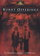 Burnt Offerings - DVD movie cover (xs thumbnail)
