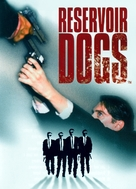 Reservoir Dogs - German DVD cover (xs thumbnail)