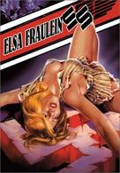 Elsa Fräulein SS - French DVD cover (xs thumbnail)
