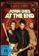 John Dies at the End - German DVD movie cover (xs thumbnail)