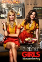 """2 Broke Girls"" - Movie Poster (xs thumbnail)"
