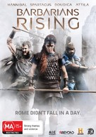 """Barbarians Rising"" - Australian DVD movie cover (xs thumbnail)"