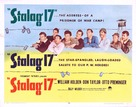 Stalag 17 - British Movie Poster (xs thumbnail)
