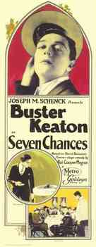 Seven Chances - Movie Poster (xs thumbnail)