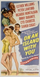 On an Island with You - Movie Poster (xs thumbnail)