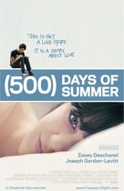 (500) Days of Summer - Never printed movie poster (xs thumbnail)