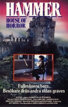 """""""Hammer House of Horror"""" - German Movie Cover (xs thumbnail)"""