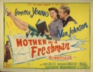 Mother Is a Freshman - Movie Poster (xs thumbnail)