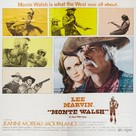 Monte Walsh - Movie Poster (xs thumbnail)
