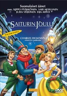 Christmas Carol - Finnish DVD cover (xs thumbnail)
