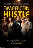 American Hustle - Swedish Movie Poster (xs thumbnail)