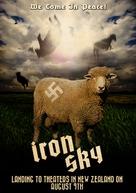 Iron Sky - New Zealand Movie Poster (xs thumbnail)