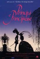 Princes et princesses - Italian Movie Poster (xs thumbnail)