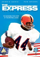The Express - British Movie Cover (xs thumbnail)