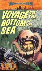 Voyage to the Bottom of the Sea - British Movie Cover (xs thumbnail)