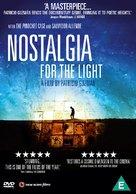 Nostalgia de la luz - British DVD cover (xs thumbnail)