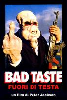 Bad Taste - Italian Movie Cover (xs thumbnail)