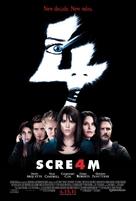 Scream 4 - Movie Poster (xs thumbnail)