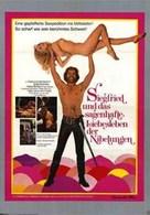 Siegfried und das sagenhafte Liebesleben der Nibelungen - German DVD cover (xs thumbnail)