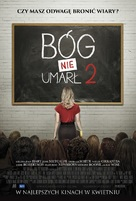 God's Not Dead 2 - Polish Movie Poster (xs thumbnail)