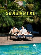 Somewhere - French Movie Poster (xs thumbnail)