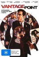 Vantage Point - Australian Movie Cover (xs thumbnail)