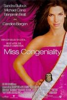 Miss Congeniality - poster (xs thumbnail)