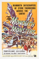 The Monolith Monsters - Movie Poster (xs thumbnail)
