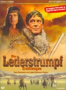 Die Lederstrumpferzählungen - German Movie Poster (xs thumbnail)