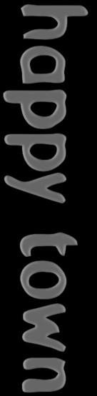 """""""Happy Town"""" - Logo (xs thumbnail)"""