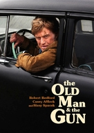 Old Man and the Gun - Movie Cover (xs thumbnail)
