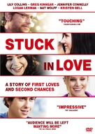 Stuck in Love - Swedish DVD cover (xs thumbnail)
