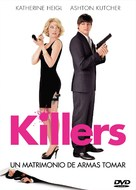 Killers - Argentinian Movie Cover (xs thumbnail)