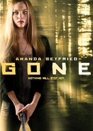 Gone - DVD cover (xs thumbnail)