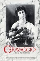 Caravaggio - Movie Poster (xs thumbnail)