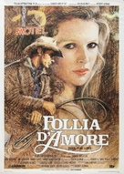 Fool for Love - Italian Movie Poster (xs thumbnail)