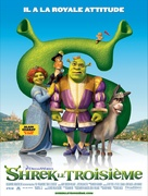 Shrek the Third - French poster (xs thumbnail)