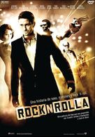 RocknRolla - Argentinian DVD cover (xs thumbnail)