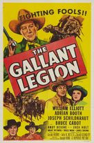 The Gallant Legion - Re-release poster (xs thumbnail)