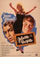 Dear Brigitte - German Movie Poster (xs thumbnail)