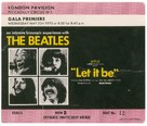 Let It Be - British poster (xs thumbnail)