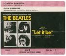 Let It Be - British poster (xs thumbnail)